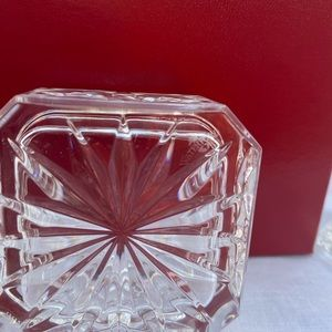 Waterford Crystal Accents - Waterford Crystal Trinket Box